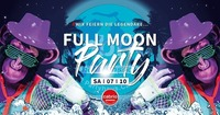 Full Moon Party@Cabrio