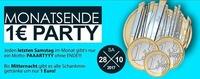 Monatsende 1€ PARTY@Bollwerk Klagenfurt