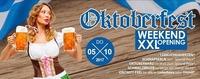 Oktoberfest Weekend XXL Opening@Bollwerk Klagenfurt
