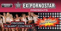 Frozen T-shirt Contest !@Partymaus
