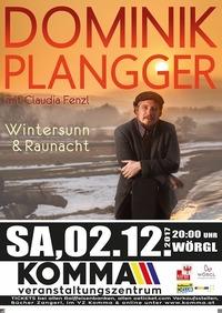 Dominik Plangger - Wintersunn & Raunacht@Komma