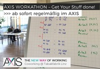 AXIS Personal Hackathon - Steigere deine Produktivität@Tabakfabrik