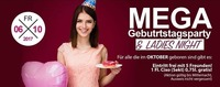 Mega-Geburtstags-Party & Ladies Night!@Mausefalle Graz