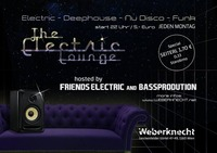 The Electric Lounge@Weberknecht
