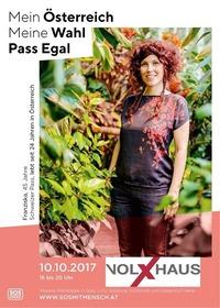 Pass egal Wahl - VolXhaus Klagenfurt@Volxhaus - Klagenfurt