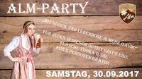 Alm-Party@Manglburg Alm