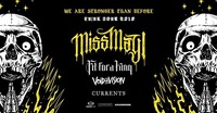 Miss May I / Fit For A King / Void Of Vision / Currents@Arena Wien