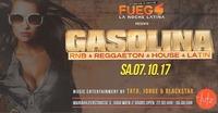 Gasolina & Fuego   07.10.2017@lutz - der club