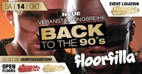 Back to the 90´s / 2000er mit DJ Floorfilla@Cheeese