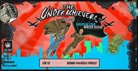 The Underachievers - The Renaissance Tour // Wien@Grelle Forelle