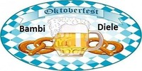 Oktoberfest mit Weißwurst und Brezn@BAMBI Diele