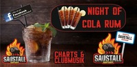 Night of Cola Rum@Saustall Hadersdorf