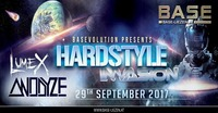 Hardstyle Invasion! Go Hard Or Go Home@BASE