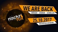 WE ARE BACK Nachtfux Gmunden Opening@Nachtfux