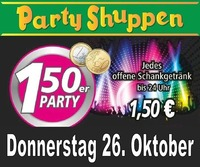 Mega Donnerstag am 26. Oktober in Aspach