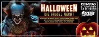 Oceans House Club - Halloween Die Grusel Nacht im Oceans@oceans House Club