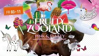 Fruity Zooland - Pink & Fluffy@Lusthouse