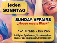 Jeden Sonntag – Sunday Affairs mit 1+1 Gratis@Mausefalle