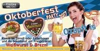 Oktoberfest Party@Mausefalle