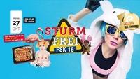 Sturmfrei - FSK16 - We are Freaks@Evers