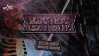Electric Halloween 2017 // Disco Zoom@Disco Zoom