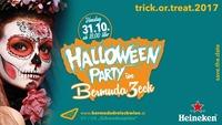 Halloween im Bermudadreieckwien@Stehachterl
