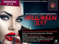 Halloween 2017 - Die Angsthasen Party@Maurer´s