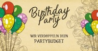 Birthday Party im Privileg@Club Privileg