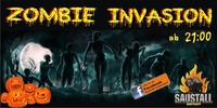 Zombie Invasion@Saustall Hadersdorf