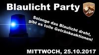 Blaulicht Party@Manglburg Alm