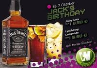 Jack's Birthday@Key-West-Bar