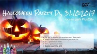 ocean park PlusCity - Halloweenparty@ocean park PlusCity