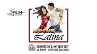 NOCHE LATINA - die Salsa/Latino Party der Stadt - SALSAL CLUB SALZBURG@City Beats