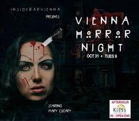 Horror Night with Mary {S}Cary@Inside Bar