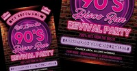 We Love the 90's DISCO Fun Revival Party@Eventhouse Freilassing