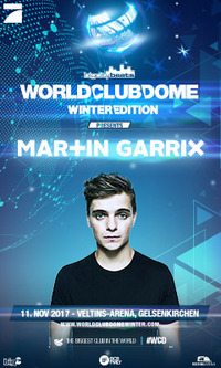 BigCityBeats WORLD CLUB DOME Winter Edition pres. Martin Garrix@VELTINS-Arena