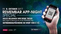 Remembar App Night@REMEMBAR