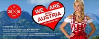 WE ARE from Austria Rotweissrot!@Baby'O