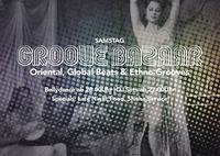 Groove Bazaar im Oktober@Aux Gazelles