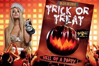 TRICK or TREAT die Hallowenparty@Cestlavie