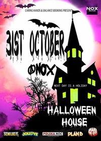 Halloween @Nox Club@Escalera Club