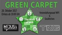 Green Carpet - The Walk of WIFI@Soulkitchen