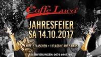 Caffe Luca - Jahresfeier@Caffé Luca