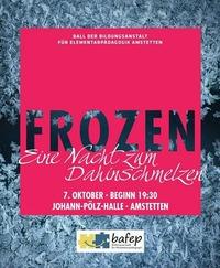 Frozen - Eine Nacht zum Dahinschmelzen@Johann-Pölz-Halle