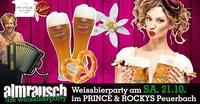 Almrausch - Die schrägste Weißbierparty!@Prince Cafe Bar