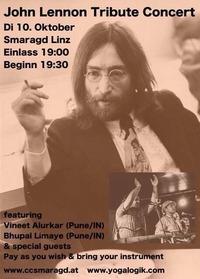 Tribute to John Lennon@Smaragd