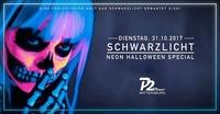 SCHWARZLICHT • 31.10.17 • Halloween Edition@Disco P2