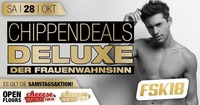 Chippendeals Deluxe - Der Frauenwahnsinn | 18+@Cheeese