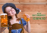 ALM Oktoberfest@Salud Alm