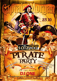 Captain Morgan Party/DJ One